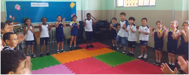 aula de musica 1ano1